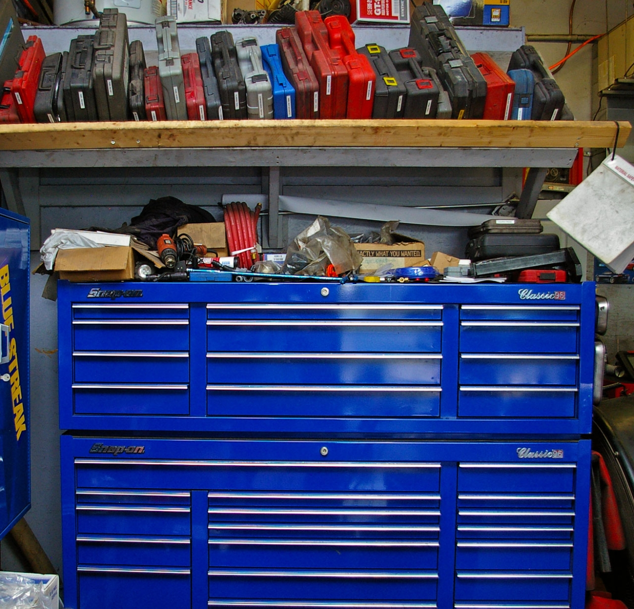 DC Autocare Specialized Tools Chest
